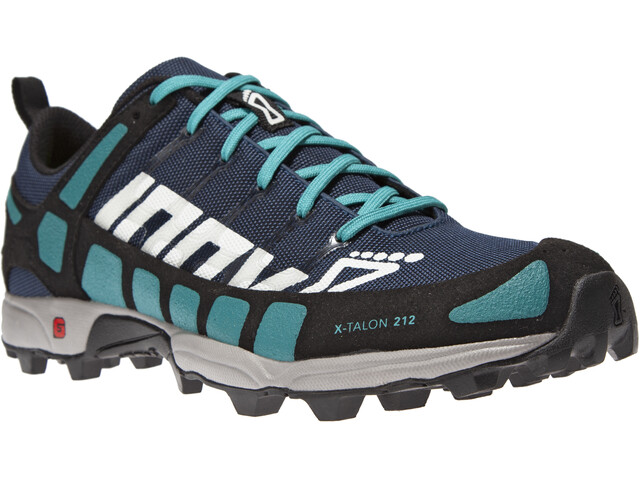 inov-8 X-Talon 212 Classic Running Shoes Women navy/teal